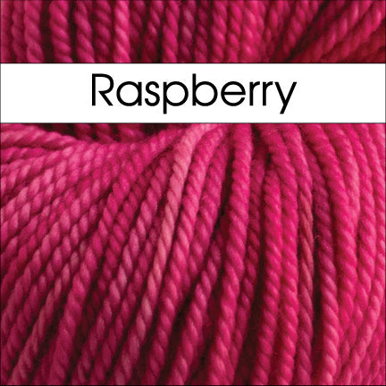 Anzula Squishy Sock Raspberry
