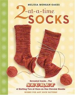 2-at-a-time Socks Top Down
