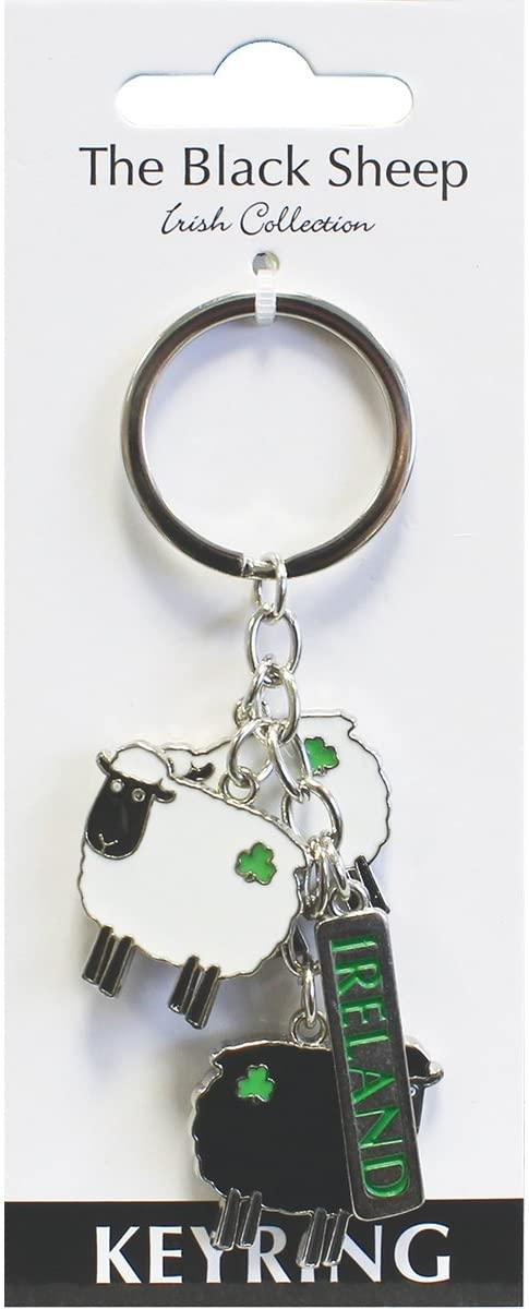 Black Sheep Keyring