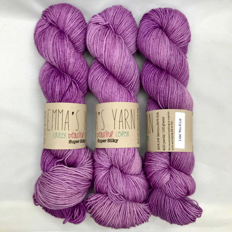 Emma's Super Silky Lilac You