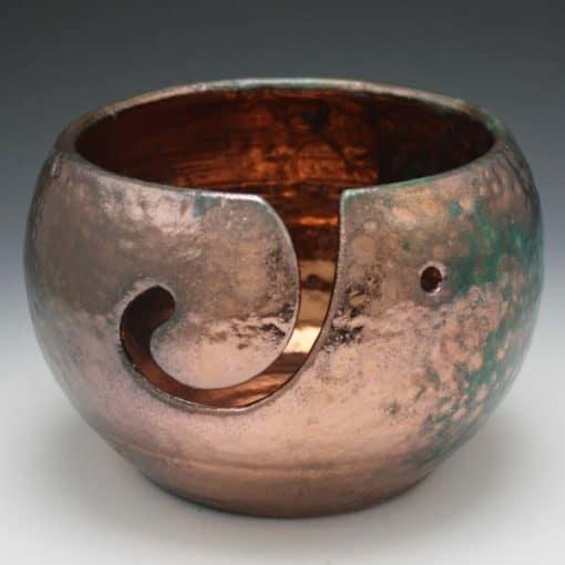 Pawley's Yarn Bowl Copper