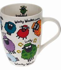 Wacky Wooly Color Mug