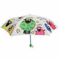 Wacky Wooly Umbrella MultiColor
