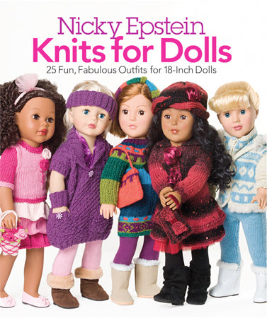 Knits for Dolls - Nicky Epstein