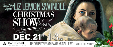 Liz Lemon Swindle Dec 21 Orem UT