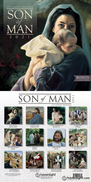 2021 Son Of Man Liz Lemon Swindle Calendar