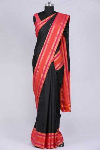 Occasion wear kanjivaram Designer silk saree