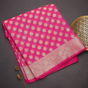 Doria cotton silk saree