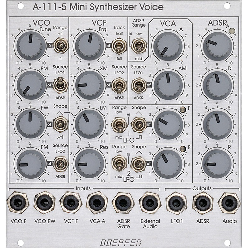 Doepfer A-111-5 Synthesizer Voice