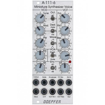 Doepfer A-111-6 Mini Synth
