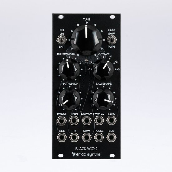 EricaSynths Black VCO2