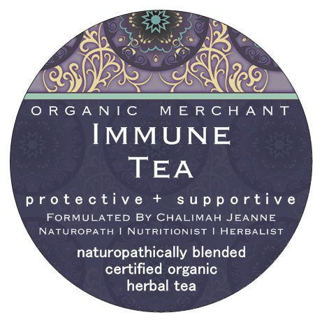 Immune Tea 70g Box