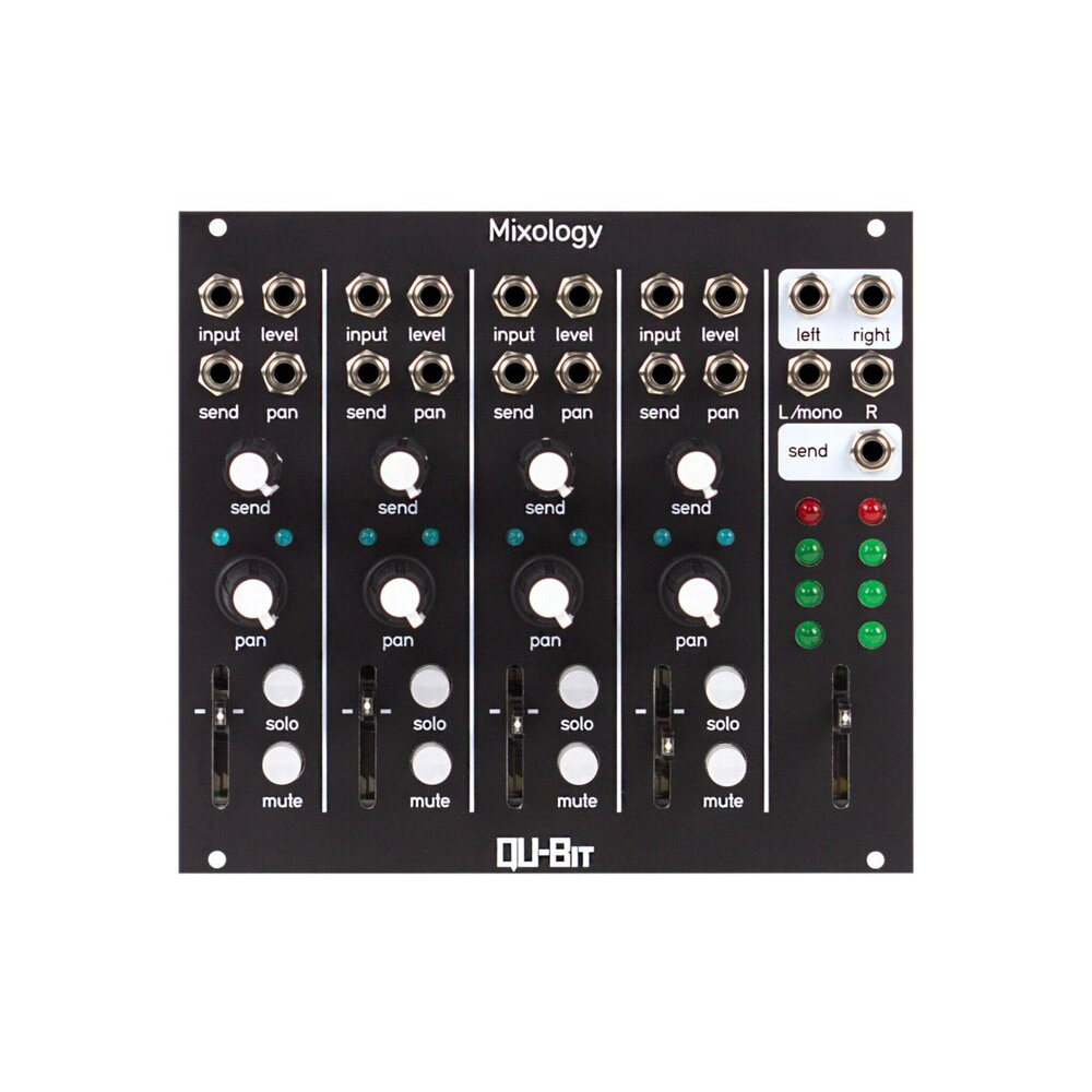 Qu-Bit Electronix Mixology (Black)