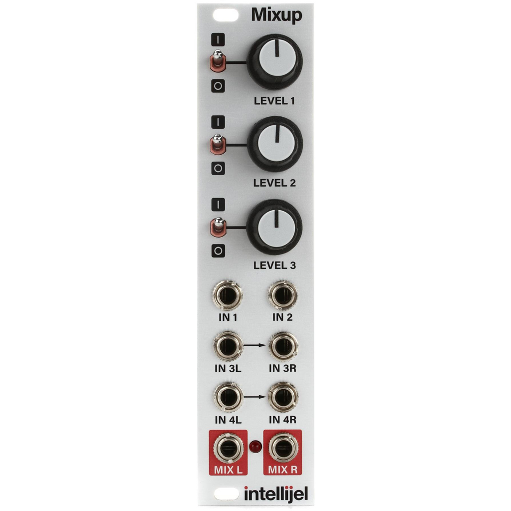 Intellijel MIXUP-3U