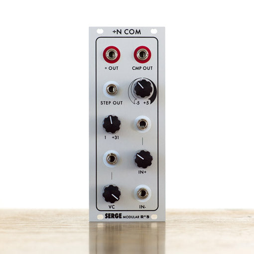 Serge Divide by N Comparator (÷NCOM)