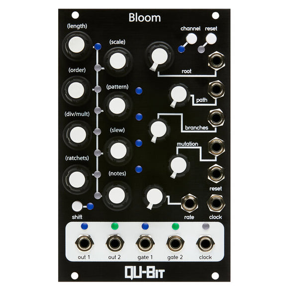 Qu-Bit Electronix Bloom - Fractal Sequencer