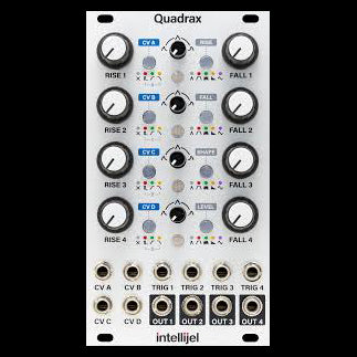 Intellijel QUADRAX 3U