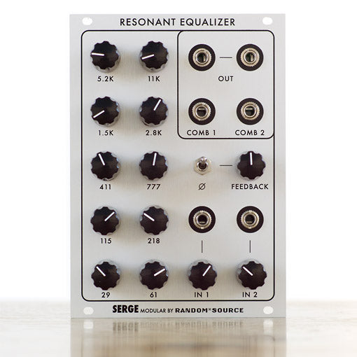 SERGE RESONANT EQUALIZER (EQ)