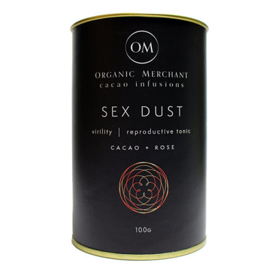 Sex Dust - Maca, Cacao and Rose