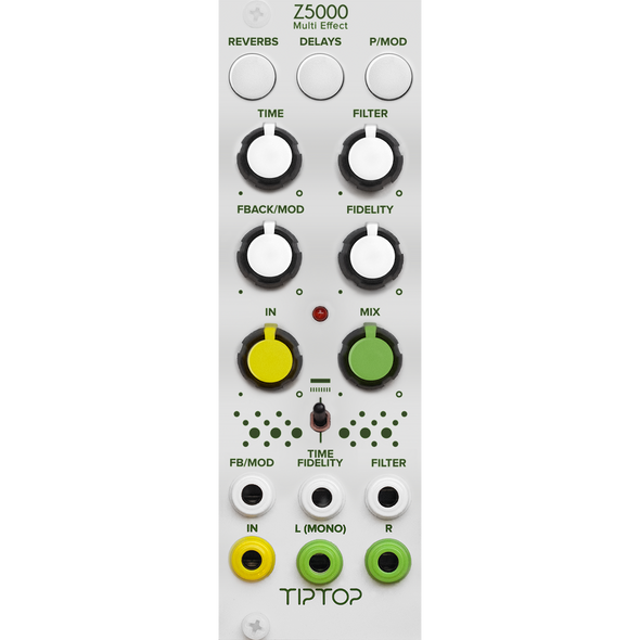 TipTop Audio Z5000 Multi Effects (White)