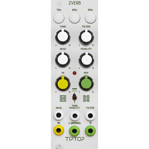 TipTop Audio ZVERB (White)