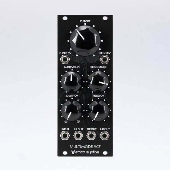EricaSynths Black Multimode VCF