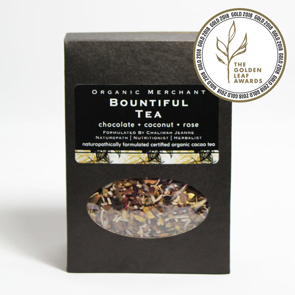 Bountiful Tea 80g Box