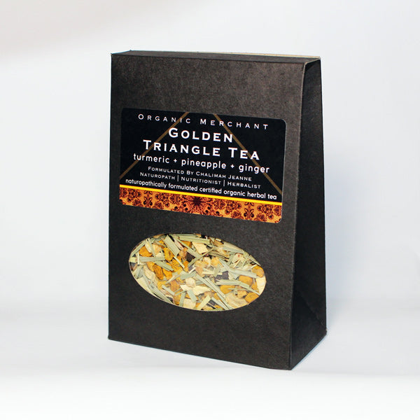 Golden Triangle Tea 100g Box