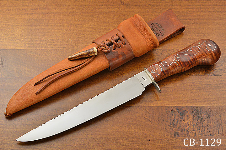 Ball End Camp Knife