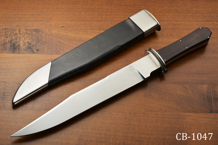 Coffin Handle English Bowie