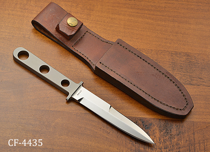 Integral Boot Knife