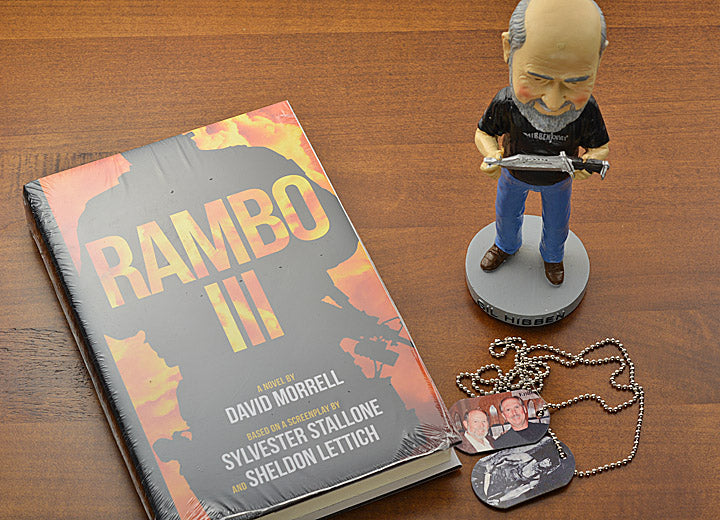 Rambo III Author's Edition