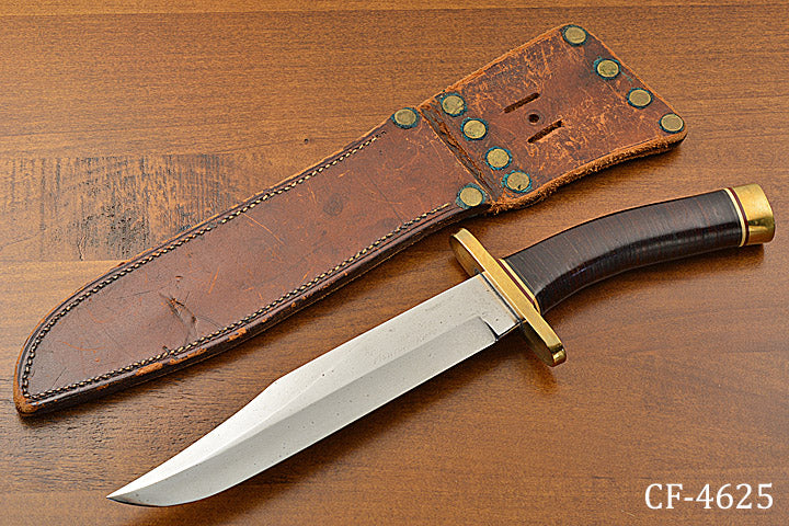 Early Delaware Maid Fighting Knife