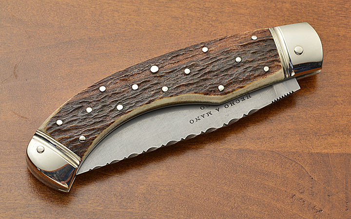 Navaja Slip Joint Folder