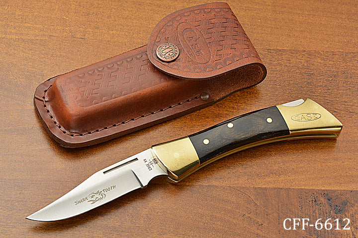 P197 Shark Tooth Lock Blade Folder
