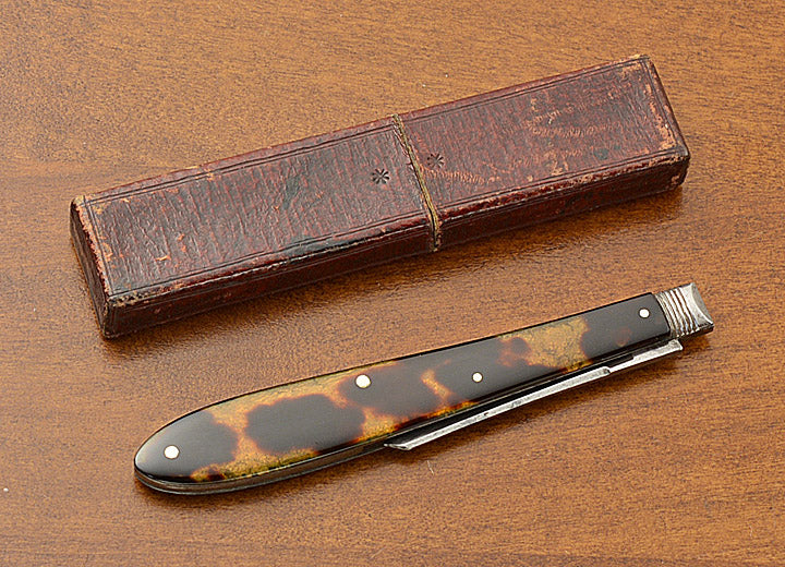 Antique Quill Knife