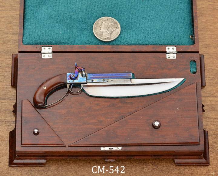 Miniature Pistol Boarding Sword