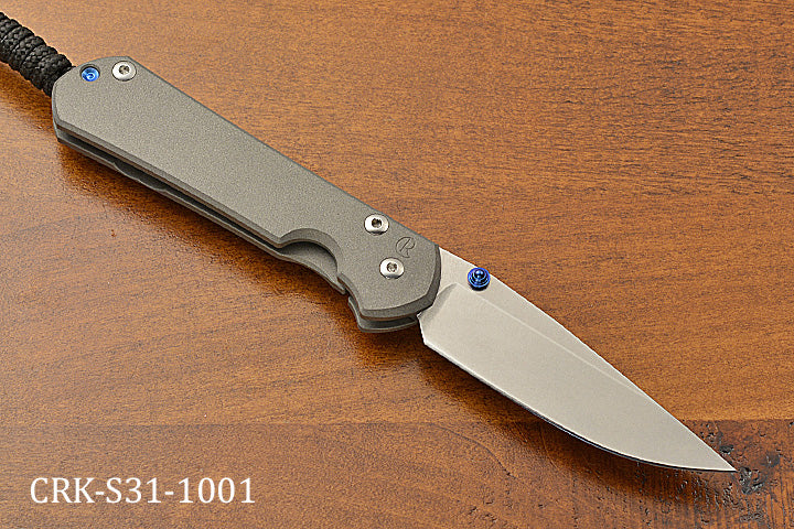 Small Sebenza 31 Plain Left-Hand