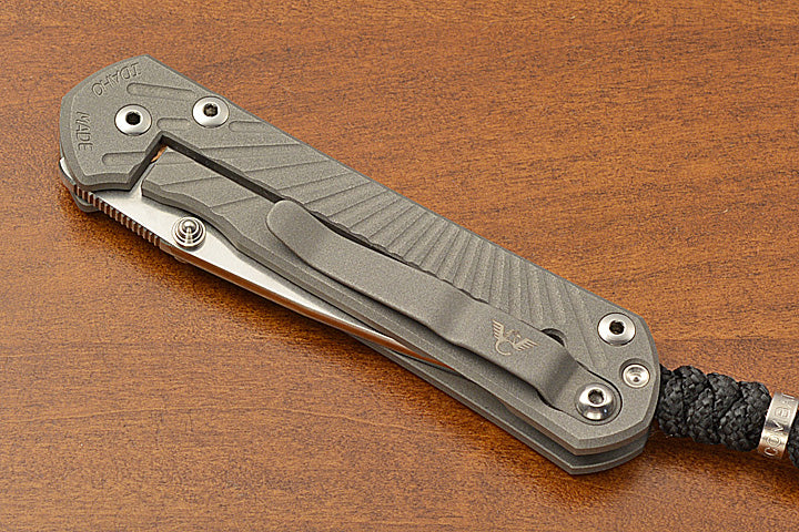 "Small Sebenza 21 Left-Hand ""Starbenza"""