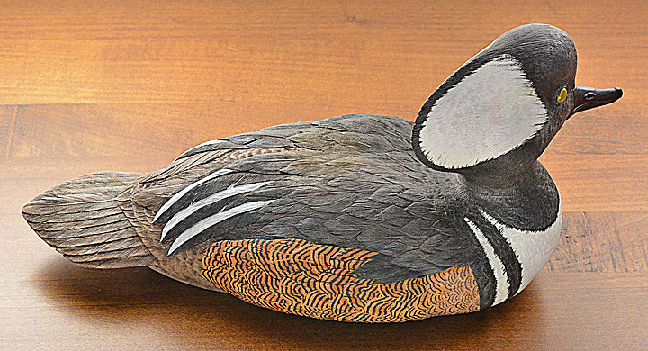 Merganser Drake Decoy