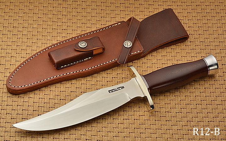 "Model 12-8"" ""Bear Bowie"""