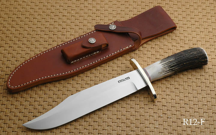"Model 12-9"" ""Sportsman's Bowie"""