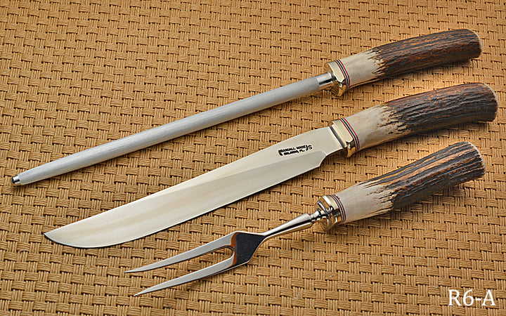 Model 6 3-Piece Carving Set