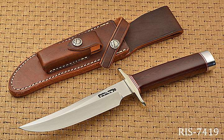 "Model 12-6"" ""Little Bear Bowie"""