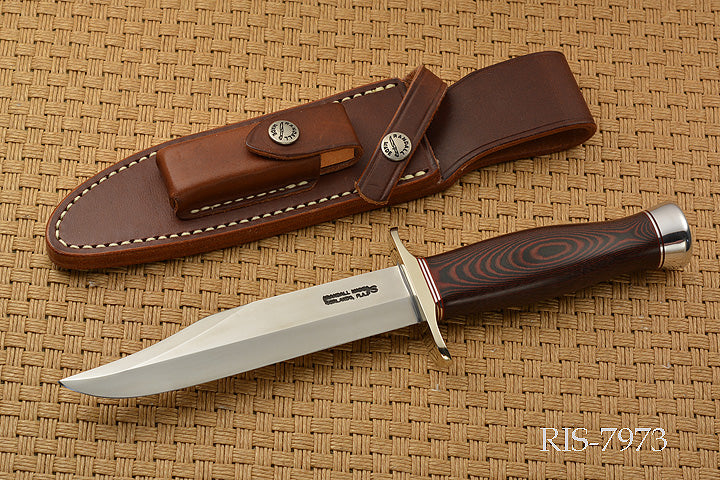 "Model 12-6"" ""Small Sportsman's Bowie"""