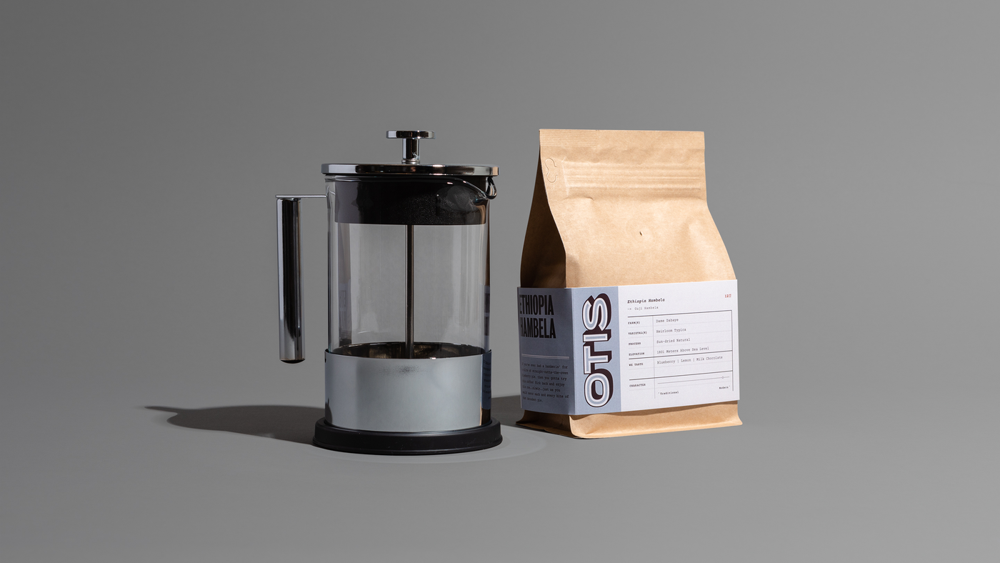 French Press - OTIS Craft Collective