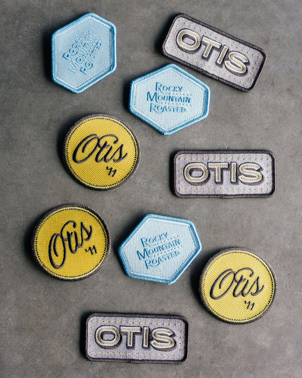 Patches - OTIS Craft Collective