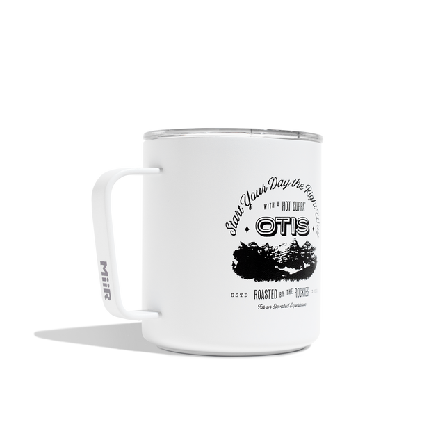 Hot Cuppa Otis MiiR Camp Cup