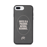 Conserve Coffee iPhone Case