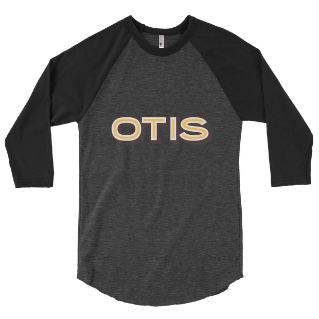 3/4 Sleeve Raglan Shirt - OTIS Craft Collective